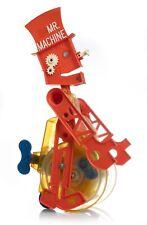 Vintage MR. MACHINE WORKING Wind Up Walking Whistling Robot Toy