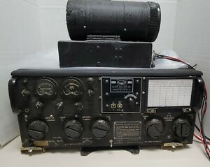 Collins Military Aircraft  WWII ART-13 Transmitter With DY17 Dynamotor