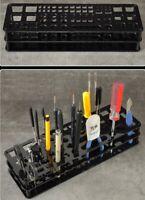 Modellbau Werkzeug Regal Pinsel Schere Messer
