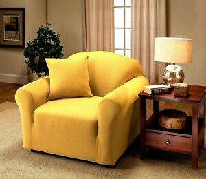 """""""A #1 PICK""""-JERSEY COVERS (CHAIR/SOFA/LOVESEAT/RECLINER) MANY COLORS AVAILABLE D"""