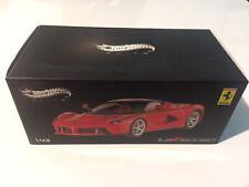 Ferrari Laferrari Hotwheels Mattel Elite 1/43