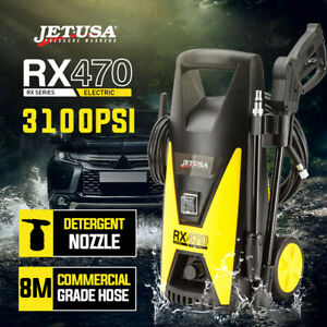 【EXTRA10%OFF】Jet-USA 3100 PSI High Pressure Washer Cleaner Electric Water
