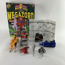 Megazord Bandai Mighty Morphin Power Rangers Deluxe Set Complete In Box Original