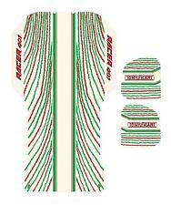 Tonykart 401 style Bundle-Plancher & Réservoir Autocollants-Karting jakedesigns