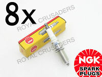 8X NEW GENUINE NGK REPLACEMENT SPARK PLUG LFR6C-11