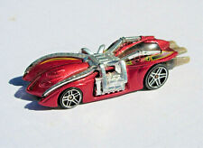 Vintage Diecast Toy 2000 HOT WHEELS ARACHNOROD SPIDERMAN RACE CAR,Near MInt