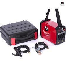 SALDATRICE INVERTER TM 170 PVC MMA 160 AMP ELETTRODO VALIGIA PVC ACCESSORI INCL.