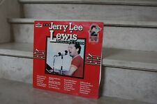 the jerry lee lewis collection  (double LP)  PDA 007