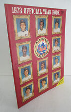 1973 NEW YORK METS Yearbook, Revised edition