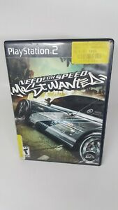 Need for Speed: Most Wanted (PS2) TESTED FREE SHIPPING Tested