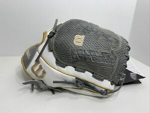 "Wilson A2000 12.5"" Fast Pitch Softball Glove Model WBW100214125, #3 NEW!"