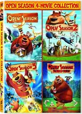 Open: Season / Open Season 2 / Open Season 3 / Open Season: Scared Silly [New DV