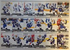 2015-16 KHL SeReal trading cards collection 8 season Dinamo Minsk 18 cards