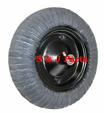 "15"" WHEEL BARROW LAMINATED TIRE-FLAT FREE"