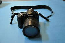 NIKON D-90 CAMERA 18-105MM VR with KIT - USED
