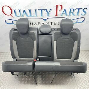 VAUXHALL GRANDLAND REAR SEATS WITH ARM AND HEAD RESTS