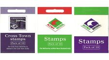 """NEW ZEALAND KIWI MAIL """"LOCAL POST"""" 3 DIFFERENT BOOKLETS 30 ADHESIVE STAMPS MUH"""