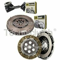 CLUTCH KIT AND LUK DMF WITH LUK CSC FOR FORD TOURNEO CONNECT MPV 1.8 TDCI