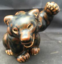Royal Copenhagen Denmark Knud Kyhn Porcelain Bear