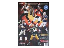 Fathead NFL Quarterbacks 2015 Team Set Tom Brady Peyton Manning Drew Brees