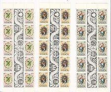 Samoa: Scott 558-560. Lady D. Royal Wedding, mint, Never Hinged.S*01