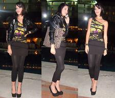 Abbey Dawn Party Crashers One Shoulder Ladies Black Dress Size XS