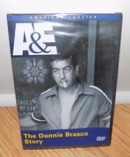 American Justice - The Donnie Brasco Story (DVD, 2006) BRAND NEW, SEALED!