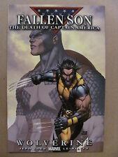 Fallen Son The Death of Captain America #1 Marvel 2007 Turner Variant 9.6 NM+