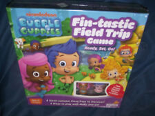 BRAND NEW Nickelodeon Bubble Guppies Fin-Tastic Field Trip Ready, Set, Go! Game