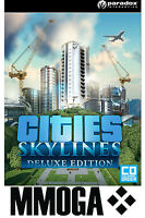 Cities: Skylines Deluxe Edition [PC] Key - STEAM Digital Download Code [EU] [DE]