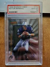 New listing 1998 Peyton Manning Bowmans Best RC!