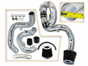 "2.5"" BLACK Cold Air Intake Induction Kit+Filter For 2000-2005 Echo xA xB bB 1.5L"