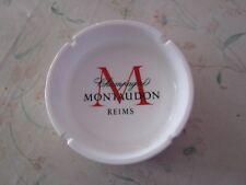 CENDRIER PUBLICITE CHAMPAGNE MONTAUDON NEUF ashtray ADVERTISING  ASCHENBECHE