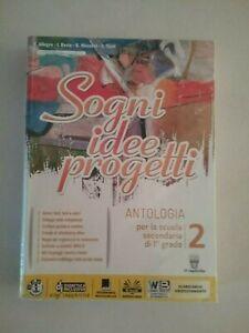 Sogni idee progetti 2 Antologia Allegro Bosio Mazzoni Tozzi Il Capitello