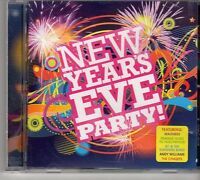 (FD328A) New Years Eve Party, 25 tracks various artists - 2010 CD