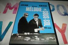 DVD - MELODIE EN SOUS-SOL /  Jean GABIN  Alain DELON  / DVD