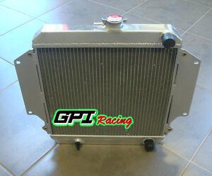 FOR SUZUKI SIERRA RADIATOR MANUAL 1981-1998 1.3L  ALUMINUM RADIATOR