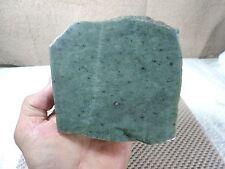 Guatemalan Jadeite Rough - Guatemala Jade Slab, 25mm Thick, 2lb. 5.5oz.