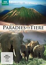 Ein Paradies für Tiere - Afrikas wildes Herz (2011) DVD NEU & OVP