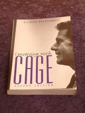 Kostelanetz - Conversing With Cage 2nd ed john 20th century avant-garde composer