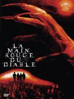 DVD FILM HORREUR HALLOWEEN : LA MAIN ROUGE DU DIABLE ( THE RED RIGHT HAND )