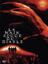DVD FILM HORREUR : LA MAIN ROUGE DU DIABLE ( THE RED RIGHT HAND )