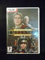 Imperivm Romanvm Gold Edition (PC, 2008, Germany) BRAND NEW!