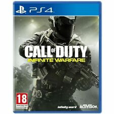 CALL OF DUTY INFINITE WARFARE - PLAYSTATION 4 - NEW SEALED - SAME DAY DISPATCH