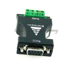 RS232 To RS-485 RS485 Serial Adapter  Drive Cables  Converter Brand New
