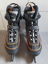 Schlittschuhe Gr 44 Schlitt Schuhe Eishockey Schuhe Kufenschützer