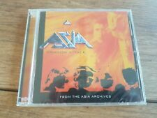 """ASIA - """" DRAGON ATTACK """" From The Asia Archives - 2 CD SET - NEW / SEALED !!"""