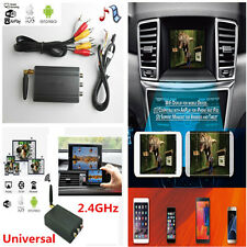 1x Miracast Airplay Android IOS WiFi Mirror Link Adapter Smartphone Screen Video