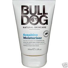 Bulldog Sensitive Moisturiser Skincare for Men 100ml