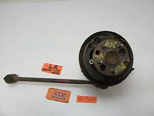 CELICA LEFT REAR SPINDLE KNUCKLE HUB WHEEL BEARING DRUM BRAKE CONTROL ARM LR LH